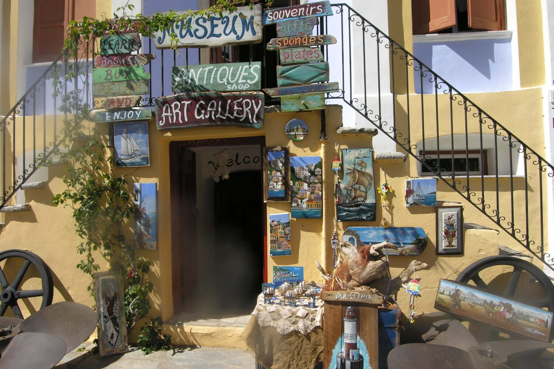 SYMI ISLAND PANORMITIS rhodes island tours
