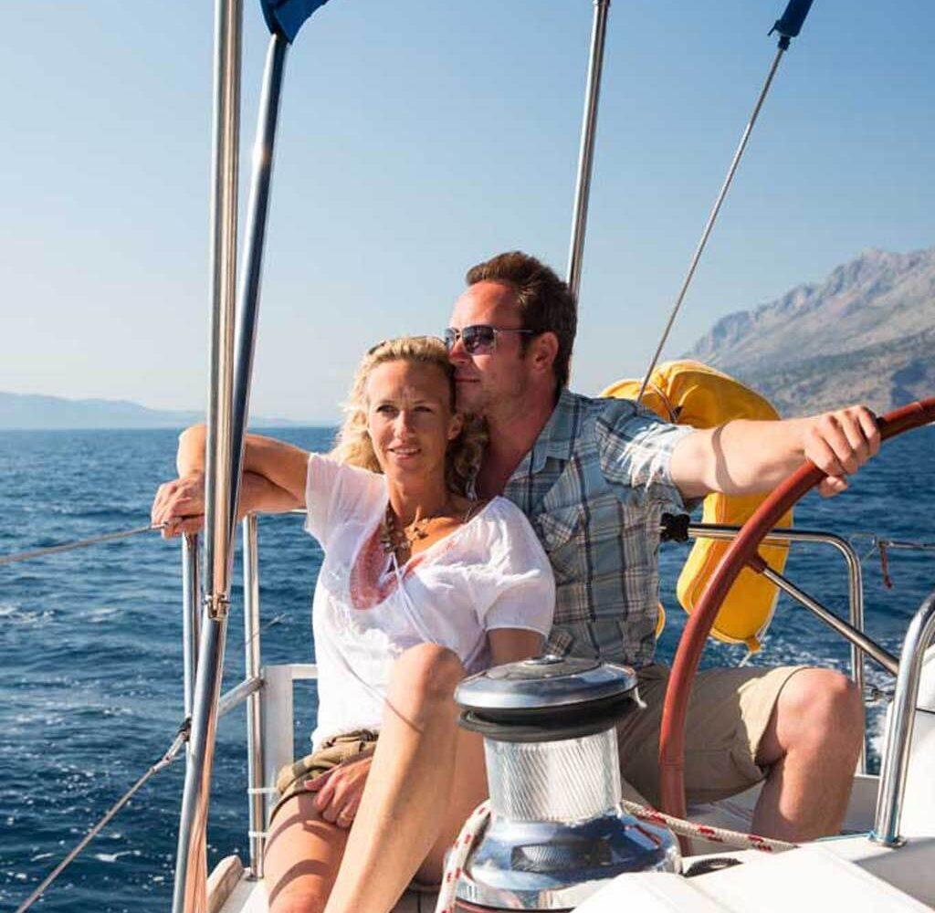 SAILING TRIP rhodes island tours