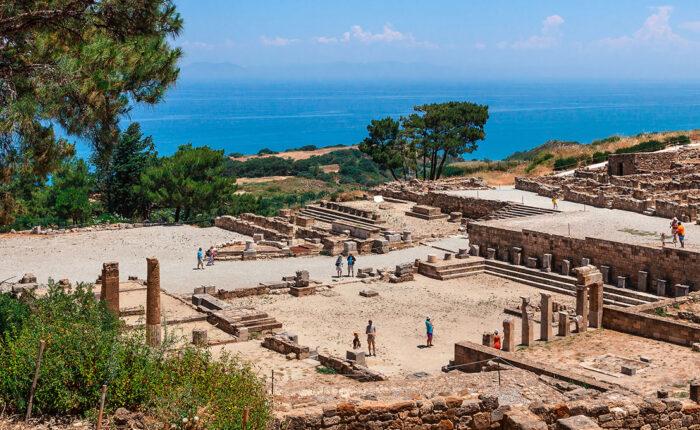 ANCIENT CITY OF KAMEIROS
